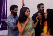 Aishwarya Lekshmi at Vijay Superum Pournamiyum movie Pooja (7)