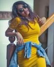 Bigg Boss fame Alasandra Johnson stills (22)