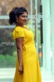 Ambily Nair in yellow dress stills (32)