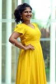 Ambily Nair in yellow dress stills (35)
