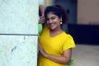 Ambily Nair in yellow dress stills (41)