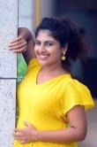 Ambily Nair in yellow dress stills (42)