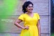 Ambily Nair in yellow dress stills (44)