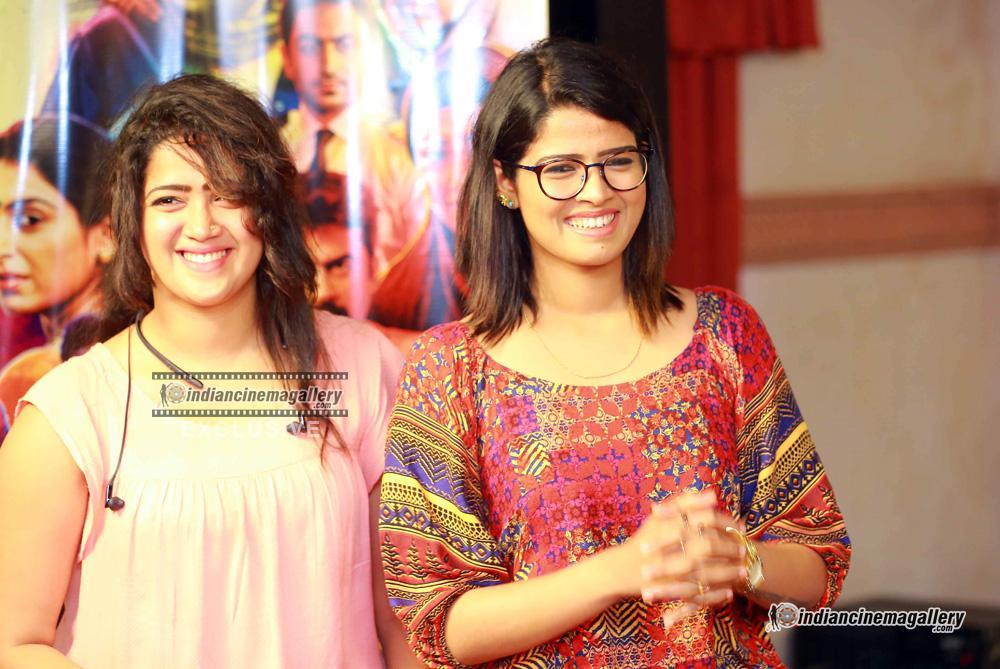 Amrutha Suresh At Crossroad Film Launch 11