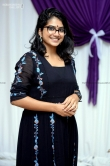 Anarkali Marikar at Arjun Ashokan rception (1)