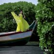 anaswara-rajan-photoshoot-in-green-dress-2