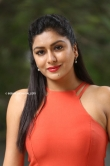sai akshatha stills in orange dress (17)