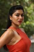 sai akshatha stills in orange dress (20)