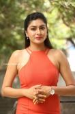 sai akshatha stills in orange dress (21)