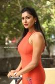sai akshatha stills in orange dress (22)