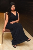 Alekhya Angel in black dress (29)