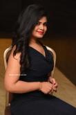 Alekhya Angel in black dress (31)