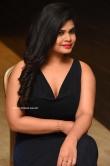 Alekhya Angel in black dress (35)