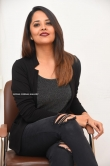 Anasuya Bharadwaj photos in black dress (16)