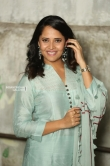 Anasuya at F2 success meet (11)