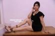 Anitha Bhat at days of Borapura launch (2)