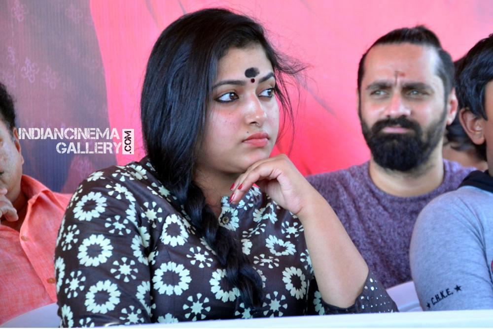 Anu Sithara at ameer movie pooja (7)