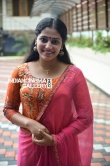 Anu Sithara at Roby Varghese Wedding (2)