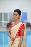 Anusree in kerala set saree stills (12)