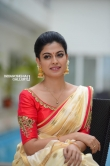 Anusree in kerala set saree stills (20)