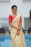 Anusree in kerala set saree stills (9)