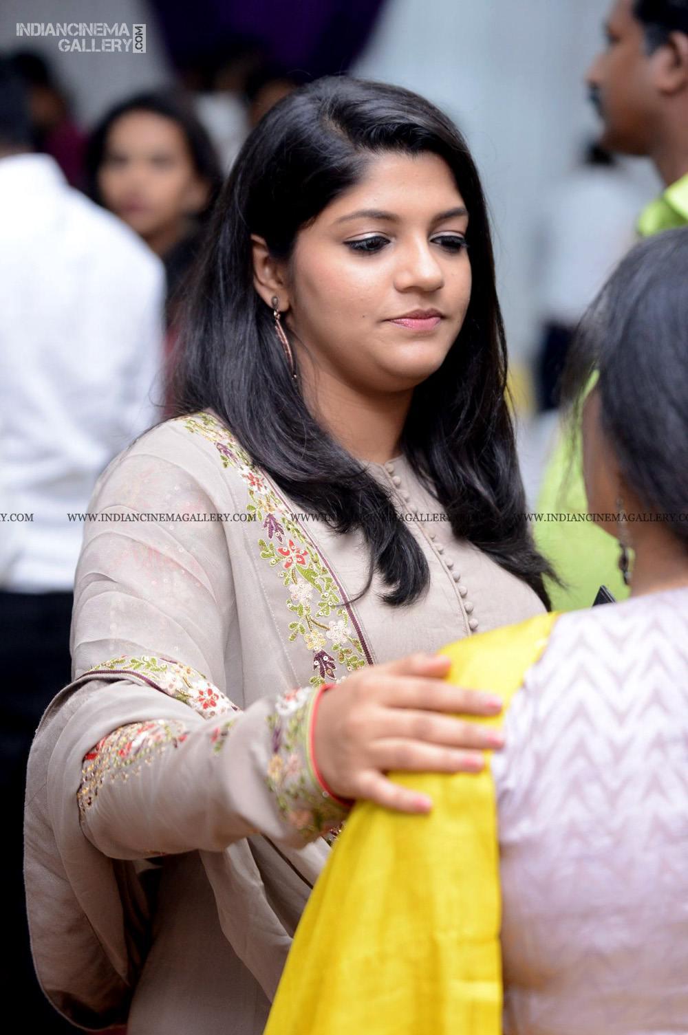 Aparna Balamurali at Arjun Ashokan reception (1)