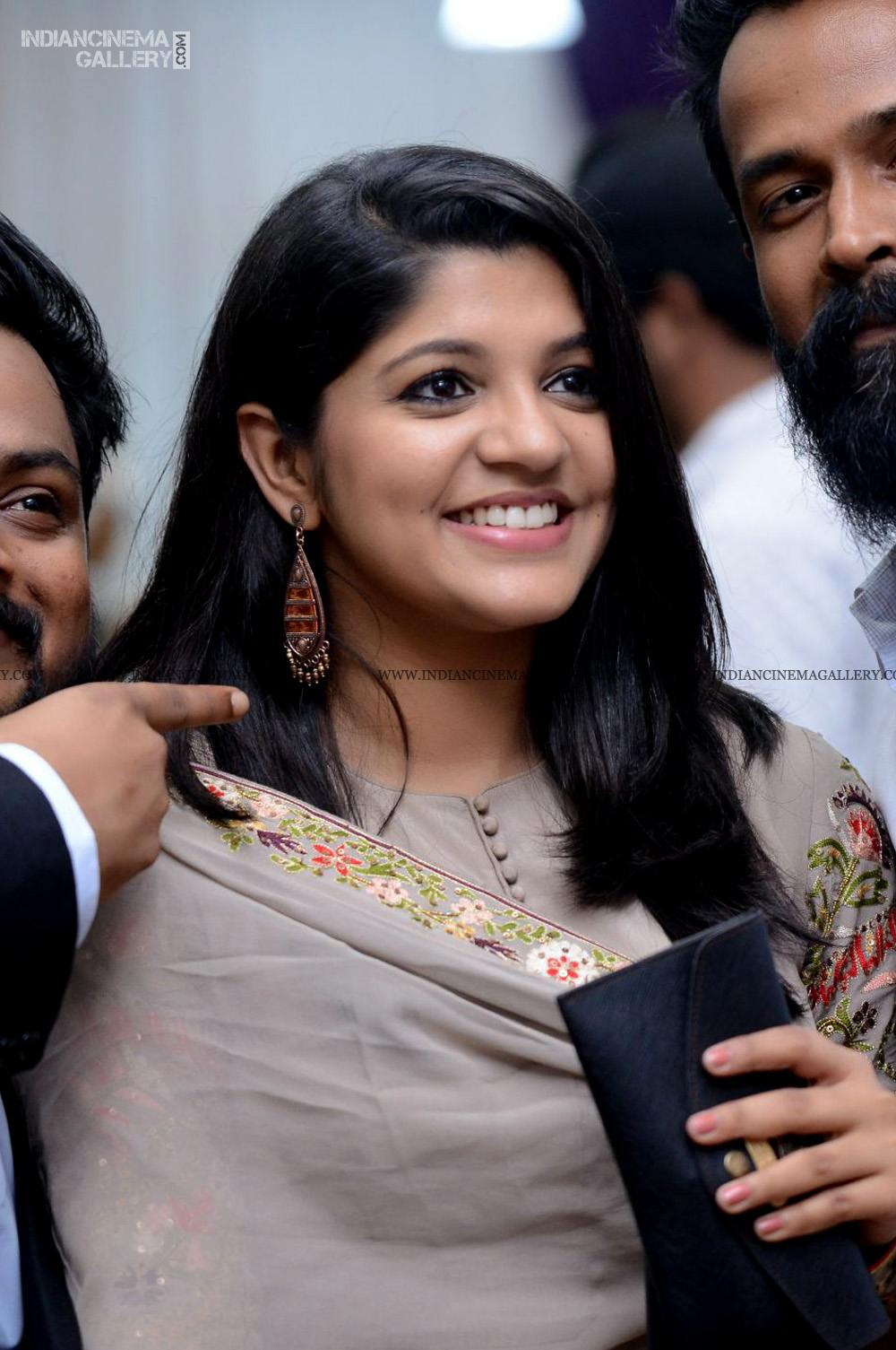 Aparna Balamurali at Arjun Ashokan reception (4)