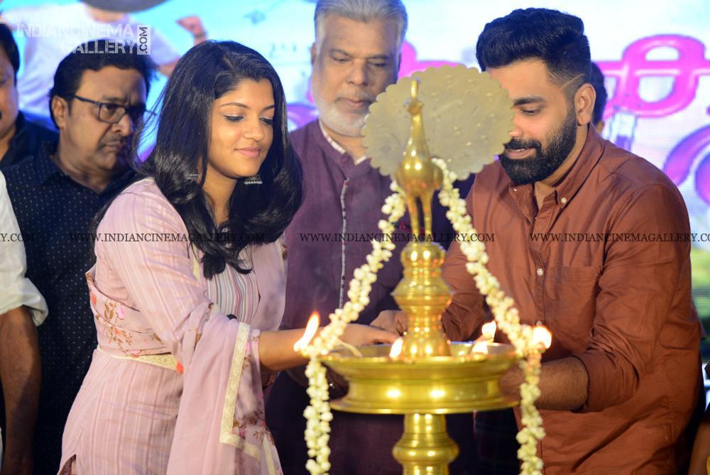 Aparna Balamurali at Sakalakalashala Audio Launch (11)