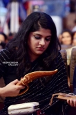 Aparna Balamurali in black saree photos (8)