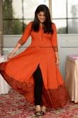 Aparna Balamurali photos in orange dress april 2019 (10)