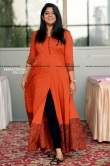 Aparna Balamurali photos in orange dress april 2019 (11)