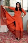 Aparna Balamurali photos in orange dress april 2019 (13)