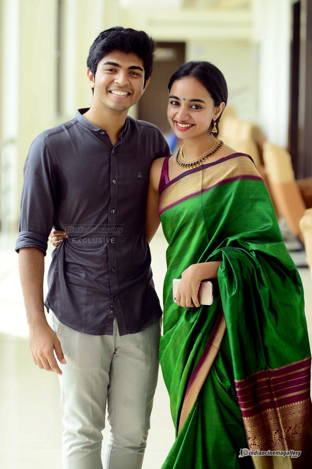 Apoorva Bose at Anend C Chandran wedding (11)