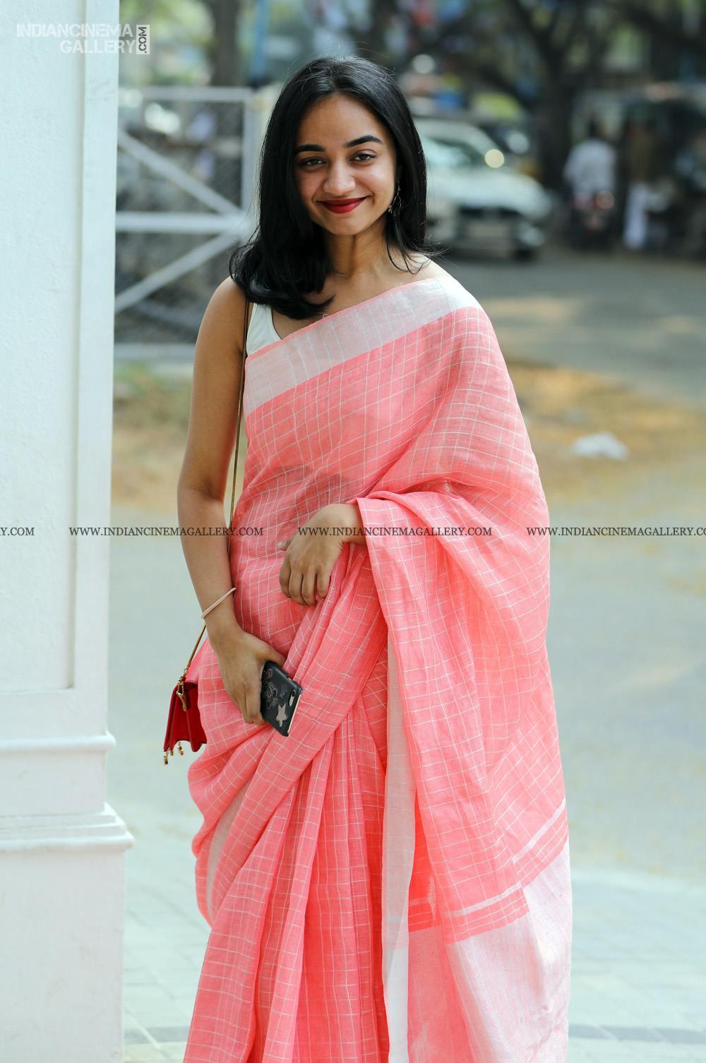 Apoorva Bose at Vritham Movie Launch (1)