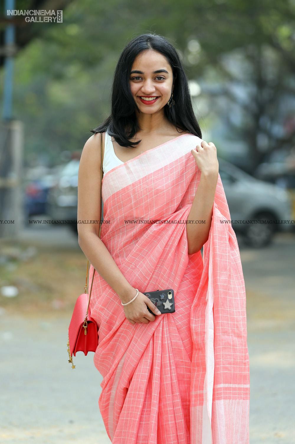 Apoorva Bose at Vritham Movie Launch (2)