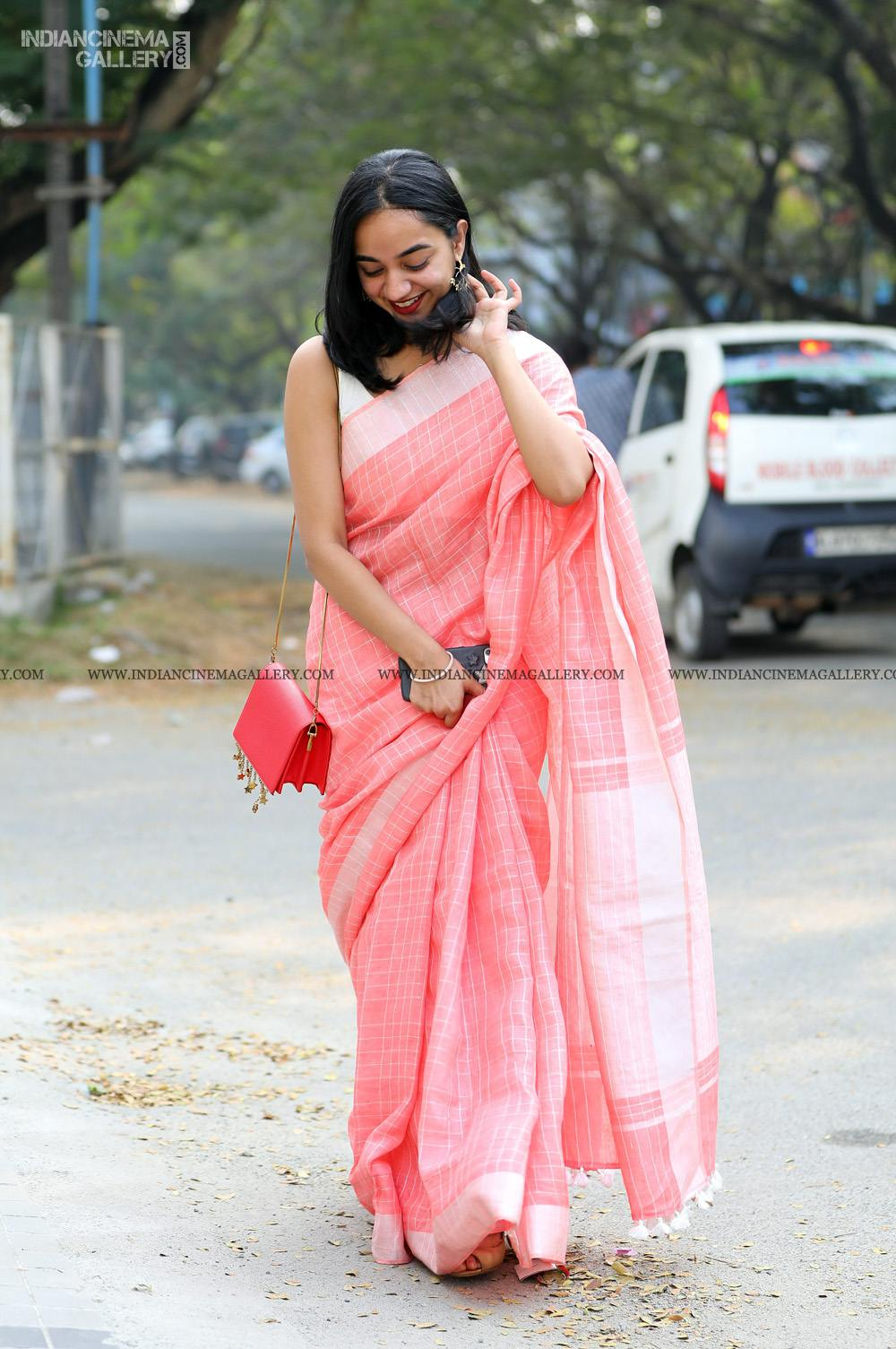 Apoorva Bose at Vritham Movie Launch (6)
