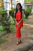 Arthana Binu at Sema Movie Press Meet (2)