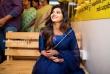 Athulya Ravi in blue saree stills (4)