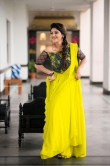 Athulya Ravi stills in Yellow dress (1)