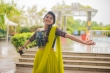 Athulya Ravi stills in Yellow dress (4)