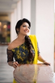 Athulya Ravi stills in Yellow dress (8)