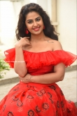 Avika Gor at Raju Gari Gadhi 3 Movie Pre Release Press Meet (19)