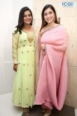 Mannara Chopra in pink saree stills (6)