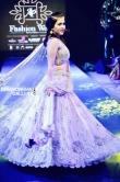 Mannara Chopra looks dreamy in ethnic wear as a showstopper for Ap fashion week stills (11)