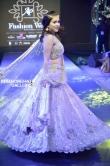 Mannara Chopra looks dreamy in ethnic wear as a showstopper for Ap fashion week stills (3)