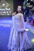 Mannara Chopra looks dreamy in ethnic wear as a showstopper for Ap fashion week stills (4)