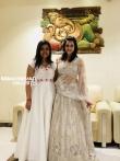 Mannara Chopra looks dreamy in ethnic wear as a showstopper for Ap fashion week stills (8)