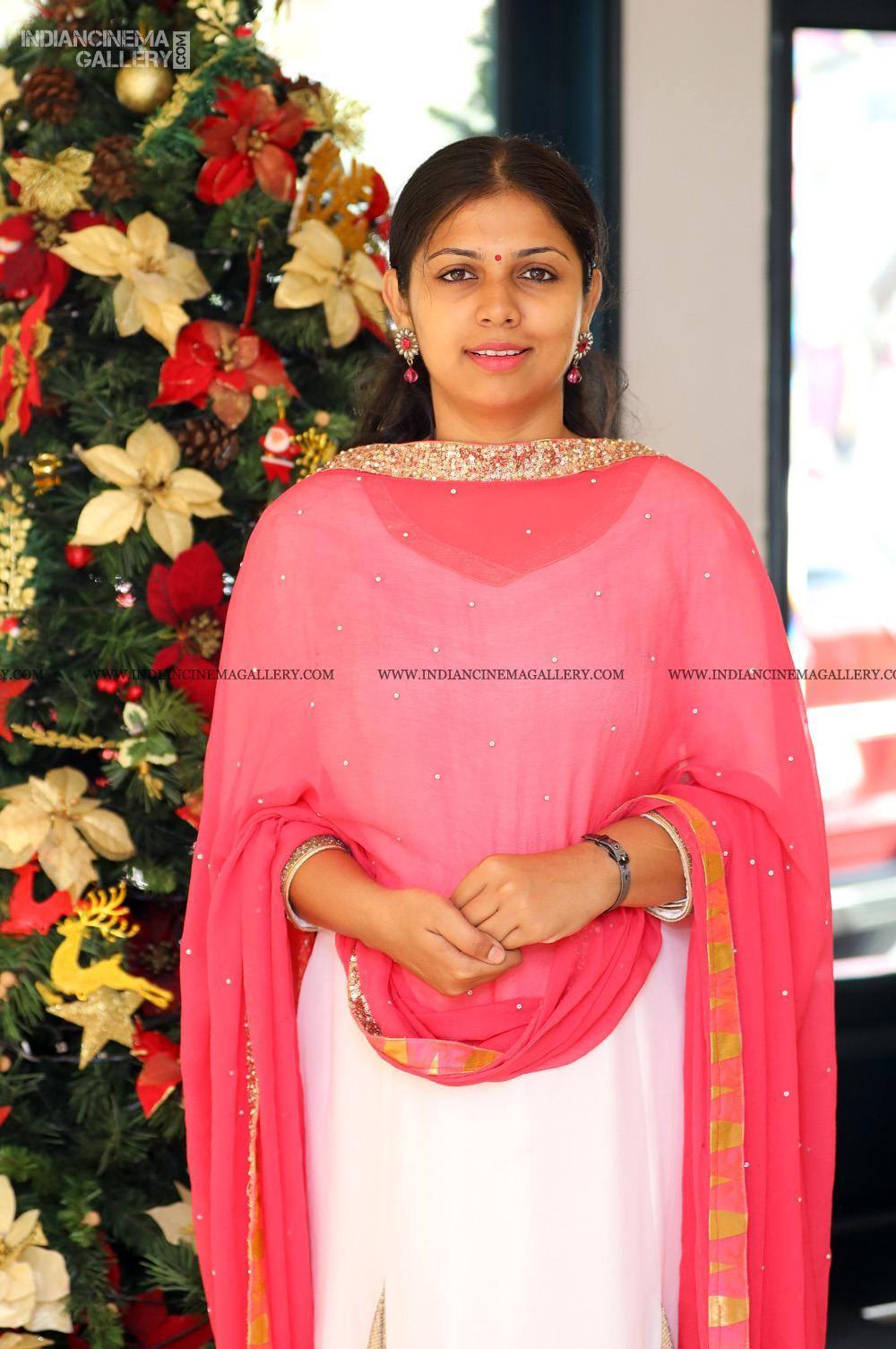Anjali Nair at Vritham Movie Launch (6)