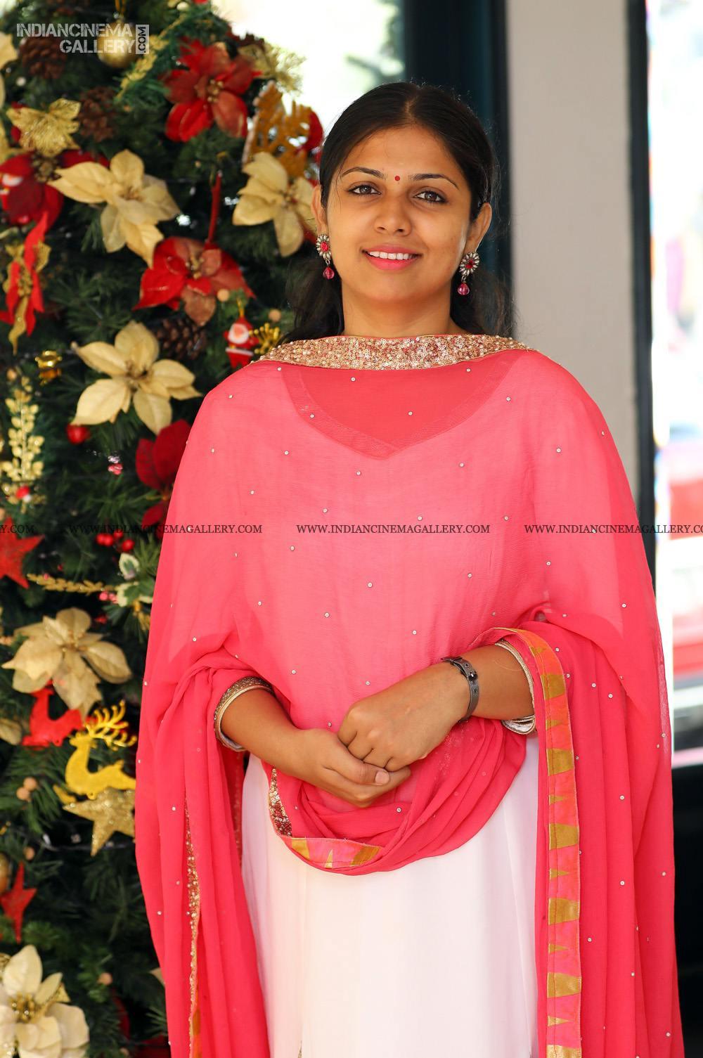 Anjali Nair at Vritham Movie Launch (7)
