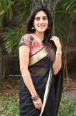 Dhanya Balakrishna in black saree (11)